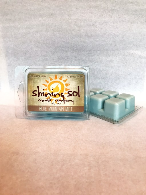 Blue Mountain Mist - Sol Scent