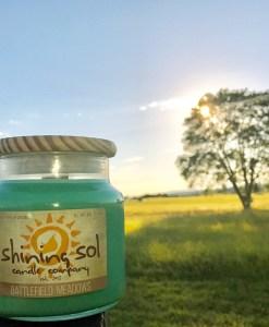 Battlefield Meadows - Large Jar