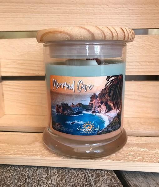 Mermaid Cove - Medium Jar