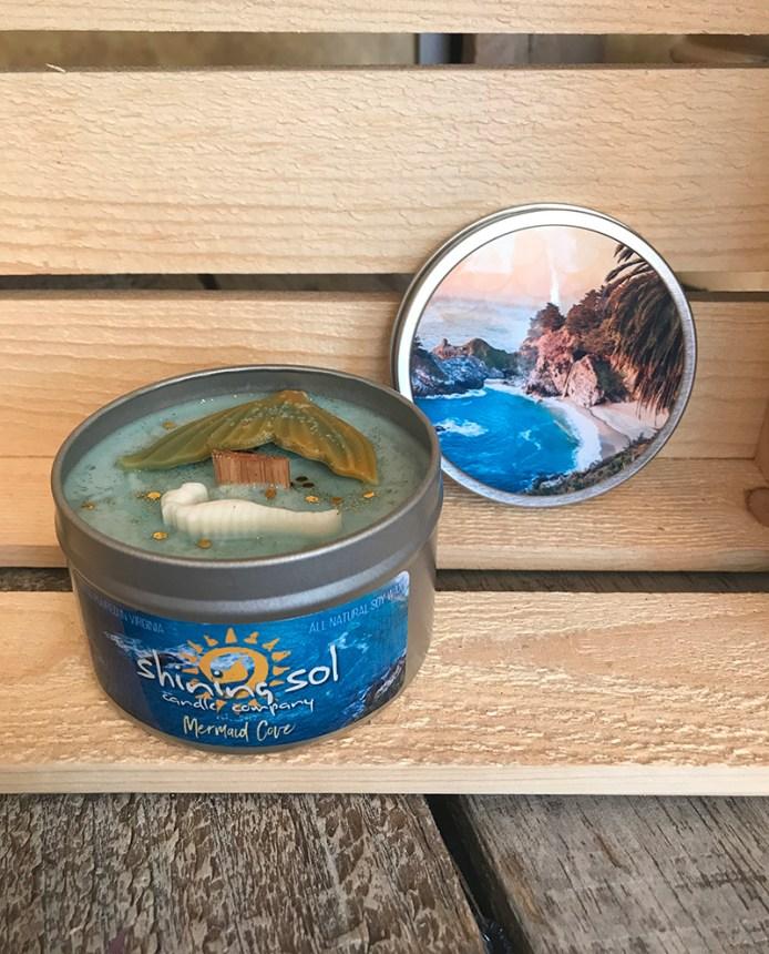 Mermaid Cove - Travel Tin