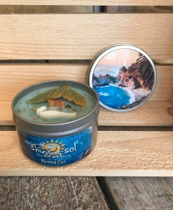 Mermaid Cove - Travel Tin