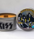 Kiss – Hotter Than Hell – Travel Tin Candle
