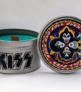 Kiss – Rock and Roll Over – Travel Tin Candle