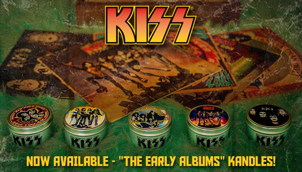 KISS - Early Albums Feature