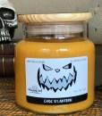 Choc O'lantern Candle