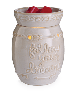 Follow Your Dreams Illumination Warmer