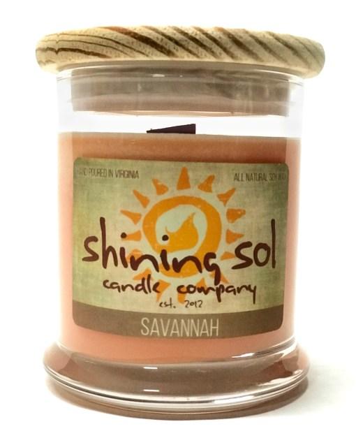 Savannah - Medium Jar Candle