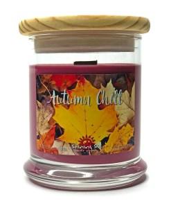 Autumn Chill - Medium Jar Candle