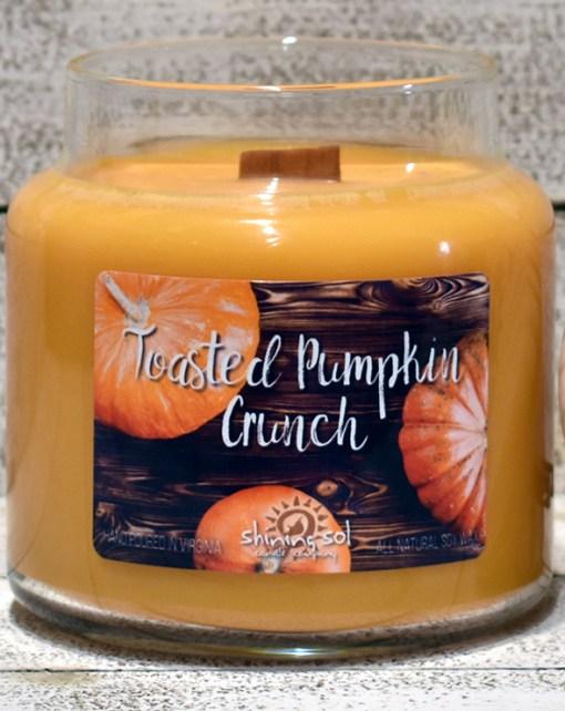 Toasted Pumpkin Crunch - Large Jar