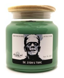Dr. Stein's Tonic - Large Jar Candle
