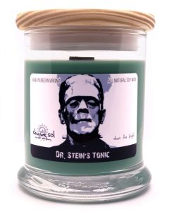 Dr. Stein's Tonic - Medium Jar Candle