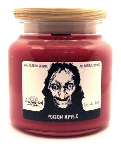 Poison Apple - Large Jar Candle