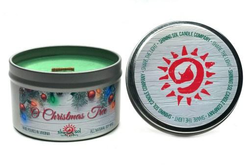 O Christmas Tree - Large Tin