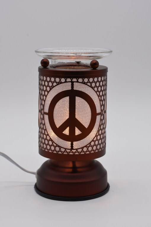 Peace Copper Touch Warmer