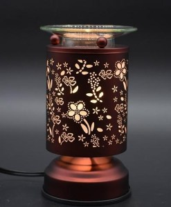 Flowers Copper Touch Warmer