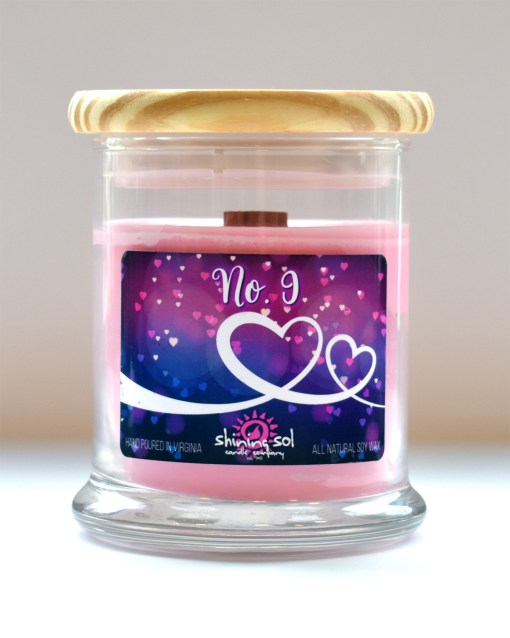 No 9 - Medium Candle