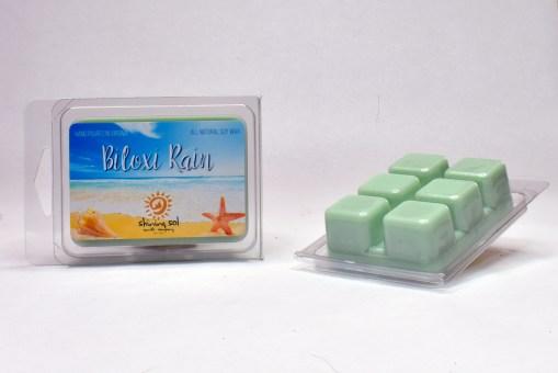 Biloxi Rain - Wax Melt