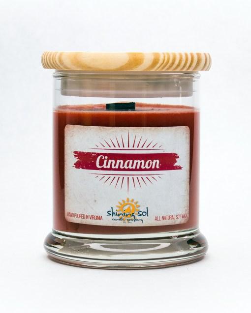 Cinnamon - Medium Jar Candle