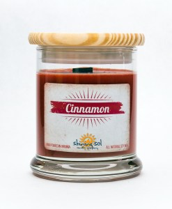 Cinnamon - Medium Jar Candle