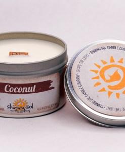 Coconut - Large Tin