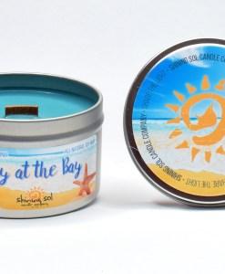 Day at the Bay - Large Tin