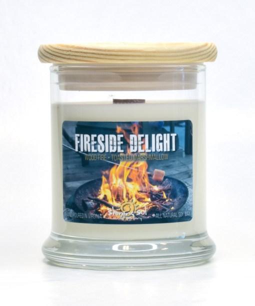 Fireside Delight - Medium Jar