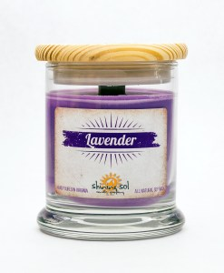 Lavender - Medium Jar Candle