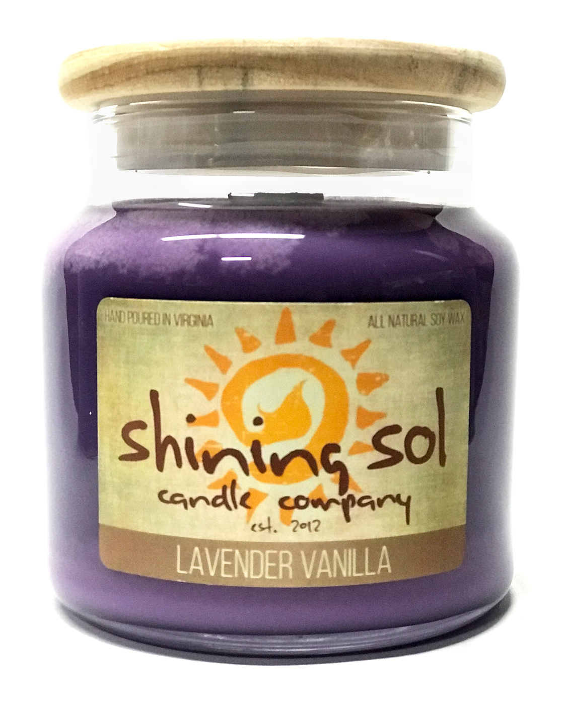 Lavender Vanilla - Large Jar