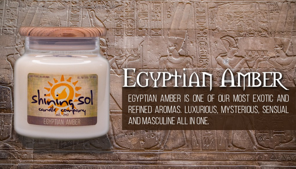 Shining Sol - Egyptian Amber