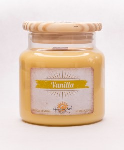 Vanilla - Large Jar Candle