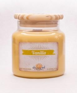 Vanilla - Large Jar Candle