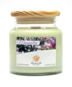 Magnolia - Large Candle
