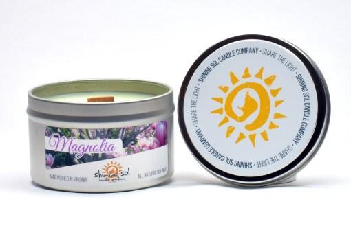 Magnolia - Large Tin