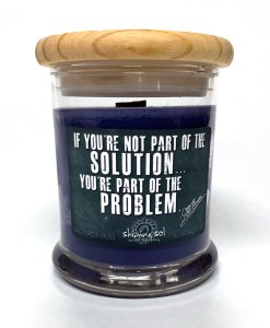 Solution - Problem - Medium Candle
