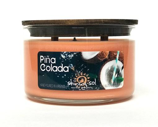 Pina Colada - 3 Wick