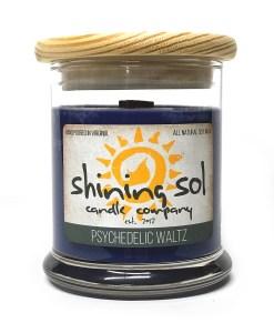 Psychedelic Waltz - Medium Candle