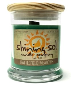 Battlefield Meadows - Medium Jar Candle