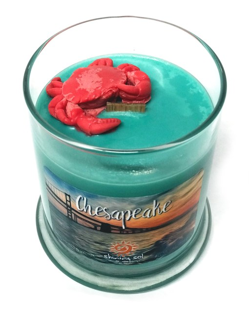 Chesapeake Candle - Crab