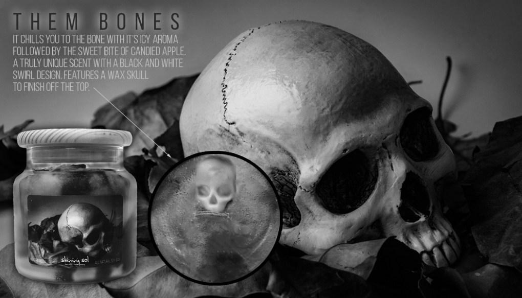 Shining Sol - Them Bones Feature