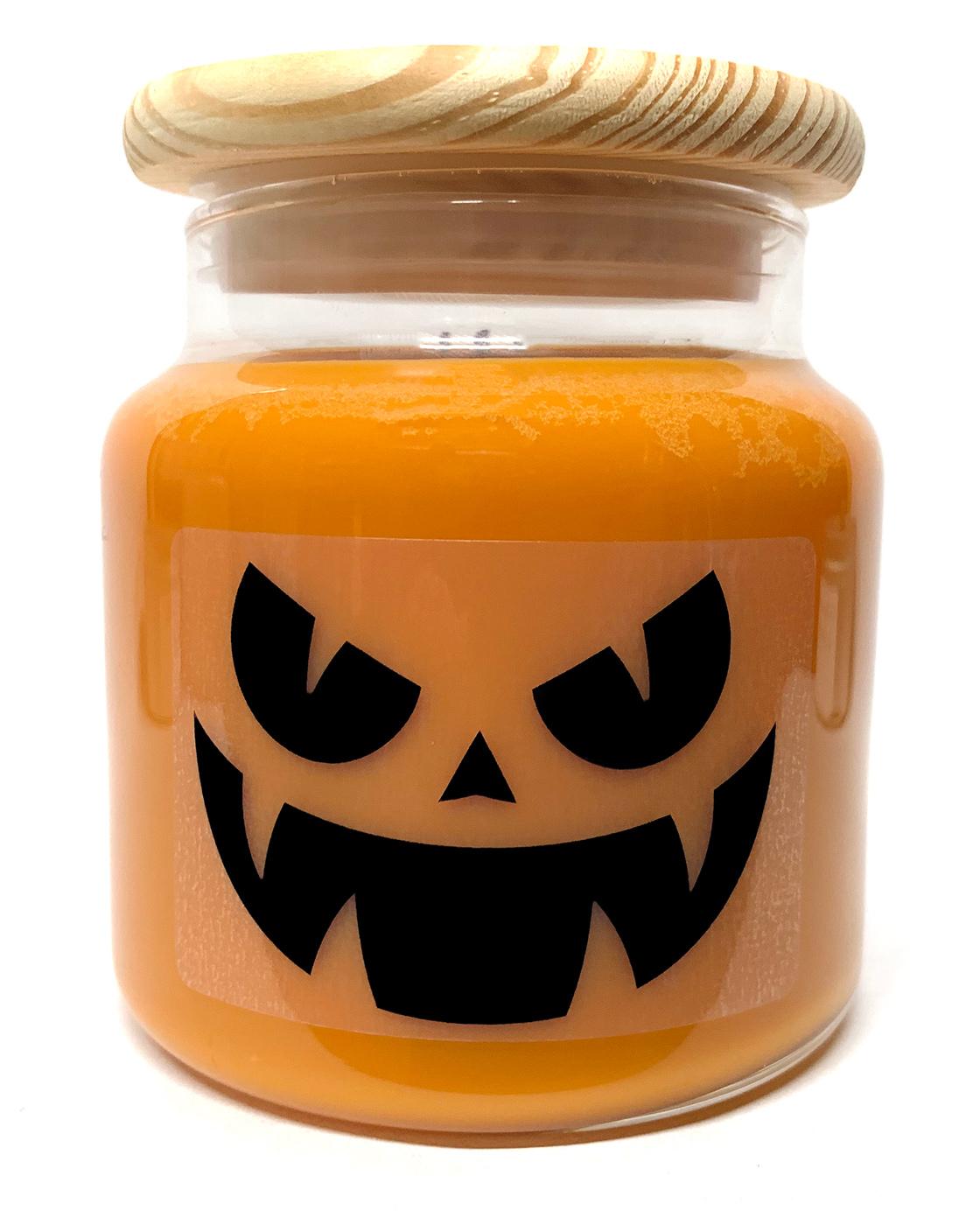 Jack - Large Jar Candle