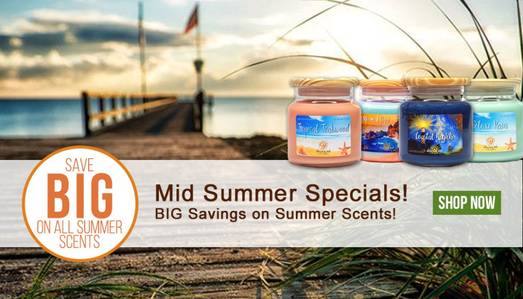 Shining Sol - 2019 Mid Summer Savings Feature