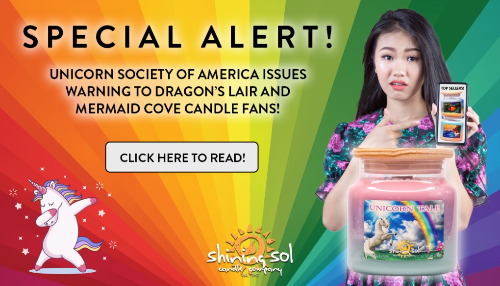 Shining Sol - Unicorn Special Alert