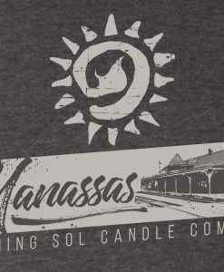 Shining Sol Manassas Shirt Closeup