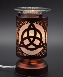 Celtic Knot Copper Touch Warmer