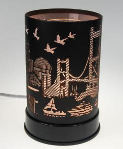 City Bridge 2 Black Touch Warmer