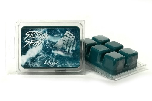 Stormy Seas - Wax Melts