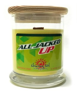 All Jacked Up - Medium Jar Candle