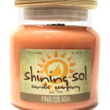 Pina Colada - Large Jar Candle
