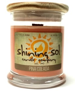 Pina Colada - Medium Jar Candle