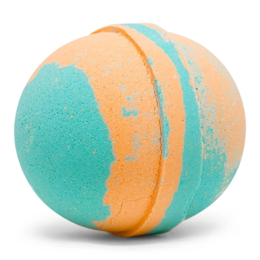 Sea Salt and Mango Bath Bomb